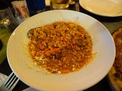 P7151079 (tatsuya.fukata) Tags: thailand samutprakan cabanagarden restaurant italian food risot