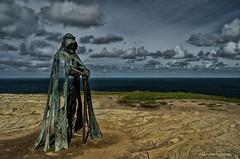 Nazgûl (SimonLea2012) Tags: different nazgûl landscape light statue lordoftherings