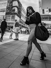 Girl...    Stockholm / Sweden (mikeback-streetphotography) Tags: stockholm streetphotographers streetphotography sweden street streetart streetarteverywhere streetartistry streetlife streetphoto streetstyle urbanwalls girls blackandwhitephotography blackandwhite black bnw blackwhite beautiful bw urban urbanart gatufotografi girl photography photographer people photo photooftheday monochrome mono monochromatic woman