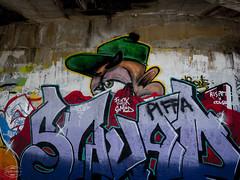 E-M1MarkII-13. Juli 2017-14-50-04 (spline_splinson) Tags: consonno graffiti graffitiart graffity italien italy lostplace losttown ruin ruinen ruins lombardia it