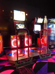 Dancing Stage Featuring Disney's Rave (Everette Murrain) Tags: murdock portcharlotte florida arcade kidstarpark dancingstage disneys rave konami ddr dancedancerevolution bemani kidstar videogame