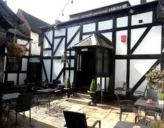[52718] Derby : Old Bell (Budby) Tags: derby derbyshire publichouse pub timbered