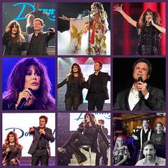 Donny and Marie (classymis) Tags: classymis theosmonds composite singers entertainers marieosmond donnyosmond stage donnyandmarie