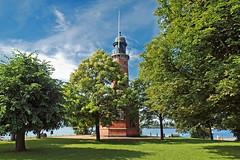 Holtenauer Leuchtturm (niebergall.thomas) Tags: deutschland kiel holtenau schleswigholstein