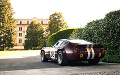 Comp. (Alex Penfold) Tags: daytona ferrari comp competitzione dark red ville deste supercars classic cars autos alex penfold 2017 italy