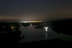 light pollution Penrith to Ullsewater (dingerd11) Tags: ullsewater light pollution night long exposure penrith sharrowbay