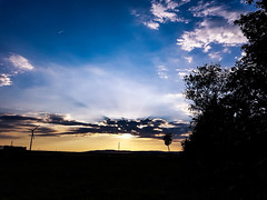 Beautiful sunset in Lower Austria (timotheushess) Tags: lightroom sunset beautiful loweraustria cloud