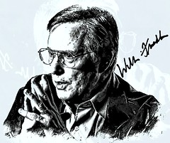William Friedkin (Bob Smerecki) Tags: smackman snapnpiks robert bob smerecki sports art digital artwork paintings illustrations graphics oils pastels pencil sketchings drawings virtual painter 6 watercolors smart photo editor colorization akvis sketch drawing concept designs gmx photopainter 28 draw hollywood walk fame high contrast images movie stars signatures autographs portraits people celebrities vintage today metamorphasis 002 abstract melting canvas baseball cards picture collage jixipix fauvism infrared photography colors