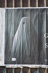 - (_barb_) Tags: australia melbourne poster ghost