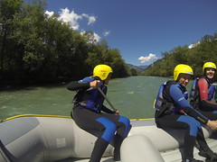 GOPR0025 (Mountain Sports Alpinschule) Tags: mountain sports zillertal rafting ziller