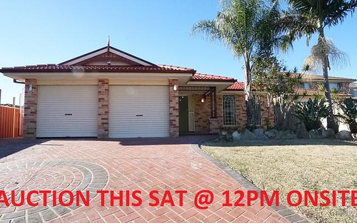 2 Rowany Cl, Bonnyrigg NSW