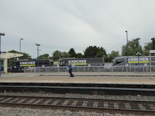 Luxury Train Charter: Karcher, Banbury to London Victoria
