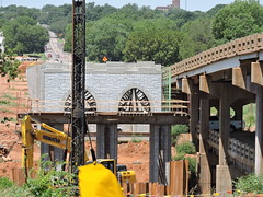 Cottonwood Creek (Andrew Penney Photography) Tags: random construction projects work cottonwoodcreek bridge