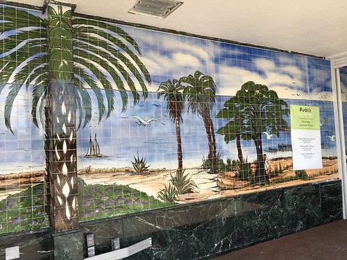 Tile Mural Recently Closed Publix