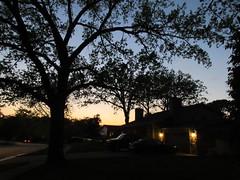 Twilight on Cedarcrest Drive, Schaumburg, Illinois (Paul McClure DC) Tags: may2017 illinois cookcounty schaumburg