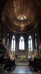 St Augustine of Hippo Church sanctuary, Edgbaston (Pjposullivan1) Tags: staugustineschurch anglican staugustineofhippo edgbaston parishchurch jachatwin gothicrevivalarchitecture sanctuary chancel altar choir reredos