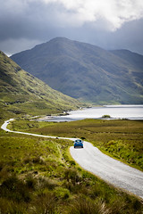 Road (Bodyl) Tags: ferien reise connacht ferienirland2017 landschaft europa see irland auto countymayo wasser dooloughvalley berge strasse transport car connachta connaught contaemhaigheo europe ireland landscape maigheo mayo mountains street transportation water lake road éire ie
