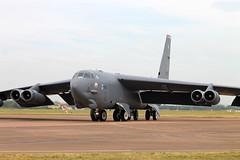 60-0022 B-52H United States Air Force (ChrisChen76) Tags: fairford b52h usaf unitedstatesairforce usa