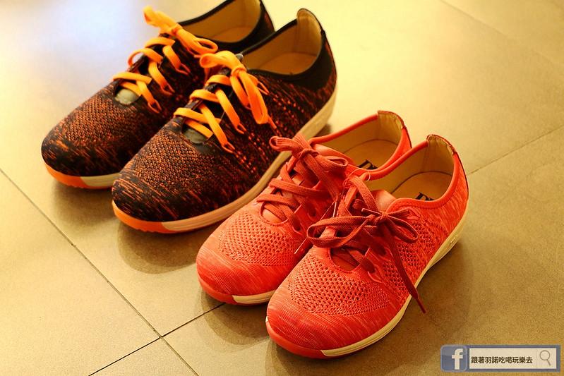 DK呼吸空氣鞋38