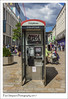 Grffiti Phone Box (Paul Simpson Photography) Tags: sheffield city citycentre southyorkshire imageof imagesof photoof photosof paulsimpsonphotography sonya77 sonyphotography july2017 urban urbanexploration phonebooth phonebox bt telecom