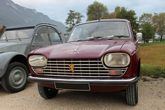 Peugeot 204 (alex73s https://www.facebook.com/CaptureOfAlex?pnr) Tags: peugeot 204 voiture canon