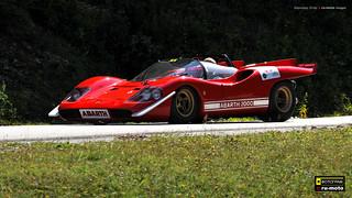 ABARTH 2000 Sport 1969 Racecar-Trophy Tauplitzalm (c) 2017 Бернхард Эггер :: ru-moto images 5034