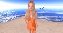 Dolphins (KimberlySL) Tags: secondlife reign theepiphany catwa meshhead meshbody maitreya zora oleander glamaffair