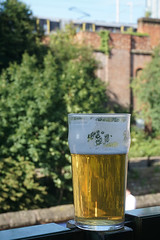 Brewsmith Galaxy - Manchester, UK (Neil Pulling) Tags: england uk manchester beer pint brewsmithgalaxy realale gbg2017