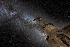 Voie lactée (JPV-44) Tags: autresmotsclés d750 frenchphotographer infos jeanpaulverjus milkyway nikon photographefrançais verjus voielactée ciel croix etoiles night nuit stars étoiles