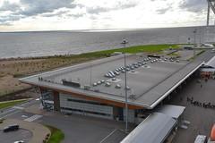 DSC_0535 (Andy961) Tags: russia stpetersburg port harbor cruiseterminal