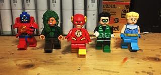 Justice League (1997)