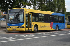 Transdev Volvo B10BLE 1103 PN02HVK - Blackburn (dwb transport photos) Tags: transdev blackburnbuscompany volvo wright renown bus 1103 pn02hvk blackburn