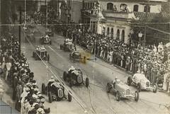largada no Circuito da Gávea, 7 de junho de 1936./RJ /Brasil (edutango) Tags: história 31
