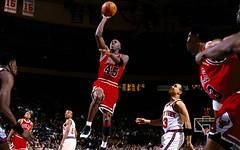 Why Michael Jordan is Still the GOAT (davidberkowitzchicago) Tags: 95adhr3030 nbaonly ny unitedstates