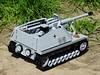 COBI_Nashorn_MOC_02 (El Caracho) Tags: cobi small army ww2 building bricks moc nashorn rhino rhinoceros tank destroyer panzer panzerjäger hornisse hornet sdkfz 164