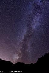 Via lactea en Andorra (martinscphoto) Tags: ransol canillo cascadas estrellas refugideljan verano via lactea larga exposicion noche nocturna