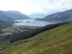 View of Loch Leven, Highland, Scotland, 23 July 2017 (AndrewDixon2812) Tags: glencoe loch leven highland scottish scotland pap mountain ardgour village ballachulish sgorrnaciche
