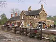Highley Station (Faversham 2009) Tags: highley station svr severnvalleyrailway shropshire railway