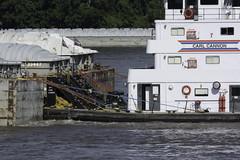 m/vCarlCannon_SAF4452 (sara97) Tags: barge copyright©2017saraannefinke mc mvcarlcannon mississippiriver missouri outdoors photobysaraannefinke pushboat river saintlouis towboat
