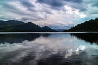 Evening at Bassenthwaite Lake