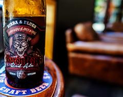Beer Label - Red Baron craft beer by Birra & Blues (Valencia) (Olympus OM-D EM1-II & M.Zuiko 12mm f2 Wide Prime) (1 of 1) (markdbaynham) Tags: beer beerlabel label bottle craft birra blues birrablues valencia valencian city urban metropolis pub ale craftbeer olympus omd em1 em1ii em1mk2 csc mirrorless evil mft mzd zd mz mzuiko zuikolic 12mm f2 prime wideprime micro43 micro43rd m43 m43rd vlc valenciacanibal