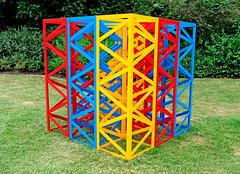 Rasheed Araeen (Russtafa) Tags: sculpture art frieze park artwork
