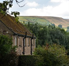 View from Hathersage