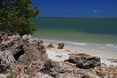 Your Song on the Radio (Michiale Schneider) Tags: sanibelisland florida sand beach rock gulfofmexico landscape nature michialeschneiderphotography
