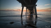 2017 - 07_26 - Landscape - Largs - Sunset 02 (stevenlazar) Tags: largs leefilters clouds beach ocean sunset adelaide australia water sand sonya7rii 2017 jetty longexposure southaustralia colour