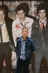 (andrew gallix) Tags: william yeartwelve britishlibrary london punk197678 exhibition punk punkrock theclash joestrummer mickjones paulsimonon