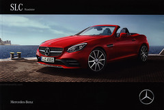 Mercedes-Benz SLC Roadster; 2015_1 (World Travel Library - The Collection) Tags: daimler mercedesbenz mercedesbenzslcroadster roadster 2015 cabrio carbrochurefrontcover frontcover red car brochure literature auto worldcars world travel library center worldtravellib automobil papers prospekt catalogue katalog wheels makes models automobile automotive motoring drive wagen photos photo photography picture image collectible collectors collection sammlung recueil collezione assortimento colección ads online gallery galeria german deutsche سيارة 車 broschyr esite catálogo folheto folleto брошюра broşür documents