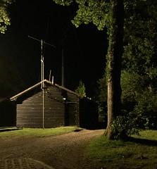 Night 212/365 (3) (♔ Georgie R) Tags: hut tilgate crawley sussex