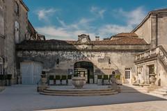 Château de Cognac (JiPiR) Tags: cognac poitoucharentes france fr
