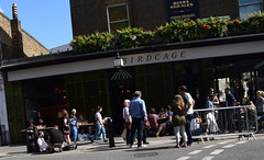 DSC_1060a Columbia Road Flower Market London The Bird Cage English Pub (photographer695) Tags: columbia road flower market london the bird cage english pub